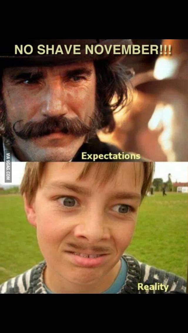 ✅ 25  Best Memes About No Shave November   No Shave November Memes