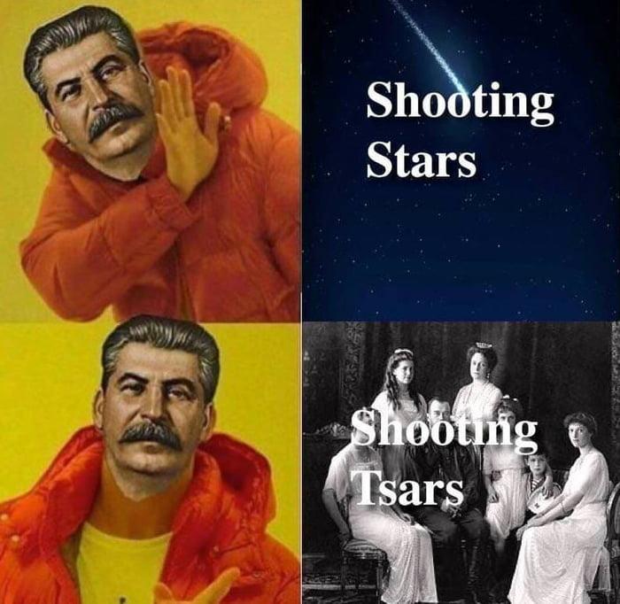 Russia Historic Stalin Meme
