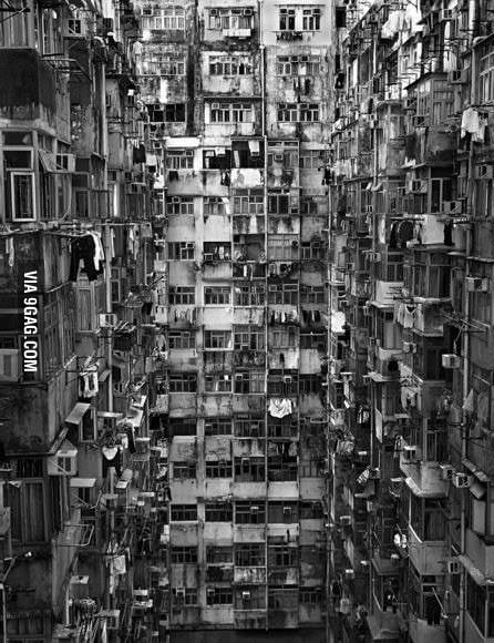 Ladies and Gentlmen, this is the other side of Hong Kong.