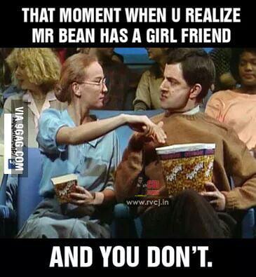 Bean love you meme mr