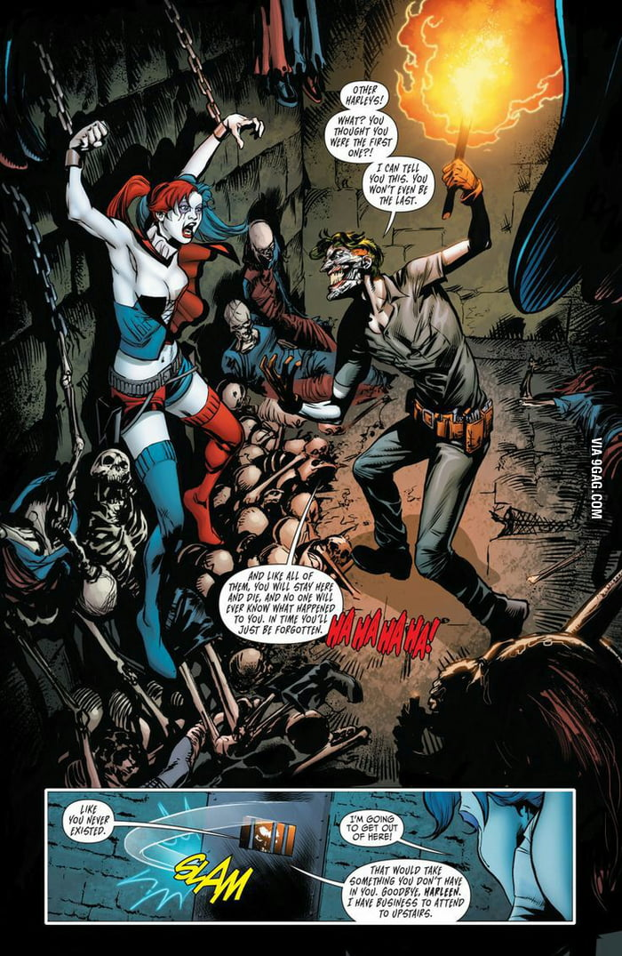For Those Who Think Harley Quinn Joker S Romantic Relationship Is