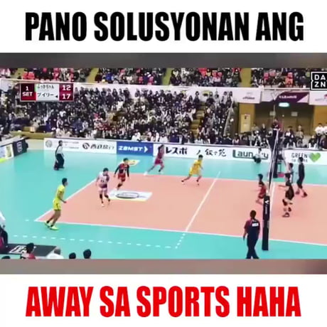 Brutal volleyball fight
