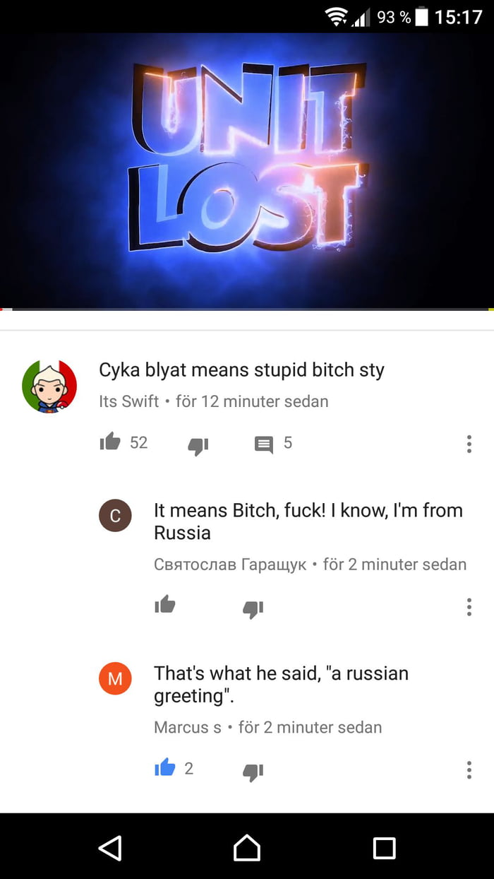 cyka blyat russian greeting 9gag