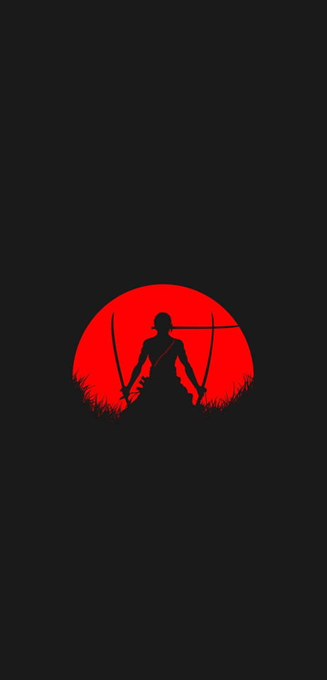 Roronoa Zoro Dark Wallpaper