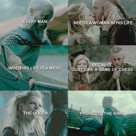 I need someone like that (Vikings)