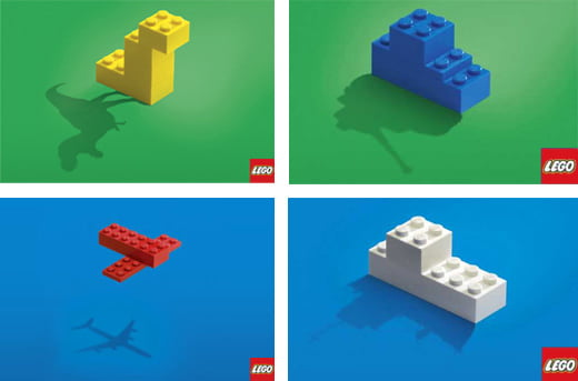 Awesome Lego advertisement
