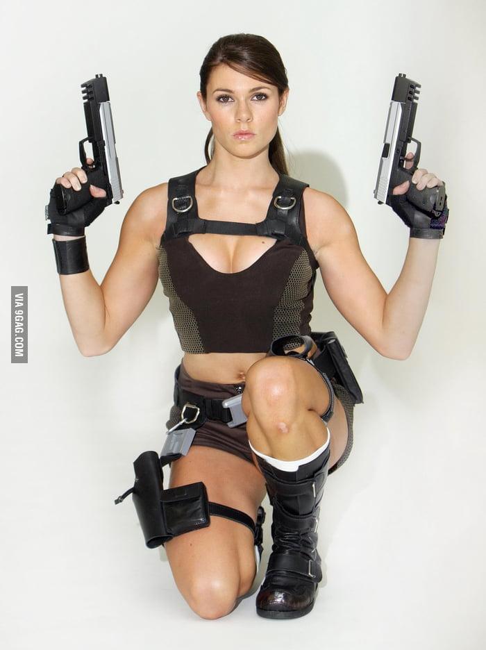 Lara alison croft carroll