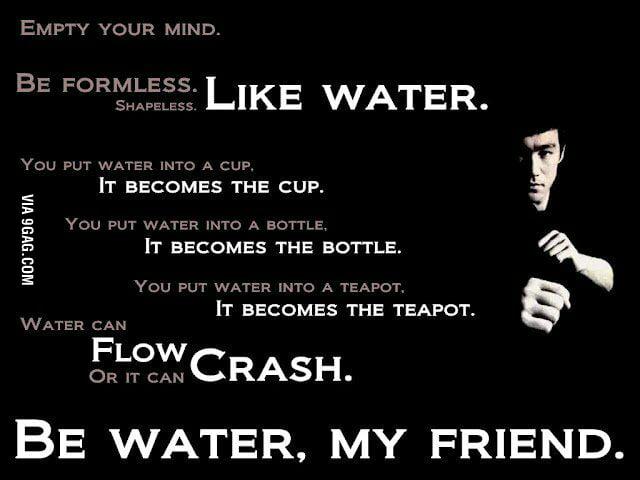 Greatest Mentor In My Life Happy Birthday Bruce Lee 9gag
