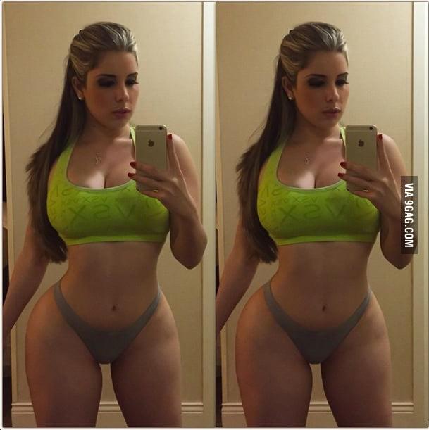 Женщины с тонкой талией и широкими бедрами фото
