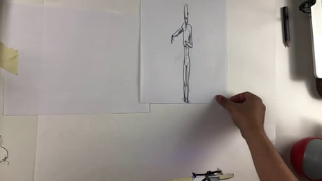Traditional Animation with digital touch & you have miraculous Result!