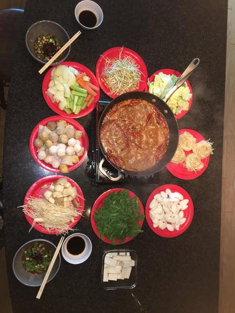 Chongqing Sichuan hot pot