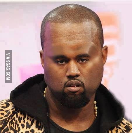 My face when someone says I have a big forehead - 9GAG