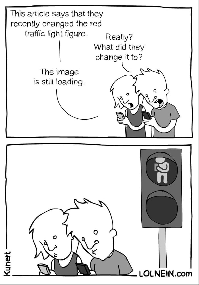 Traffic light figure