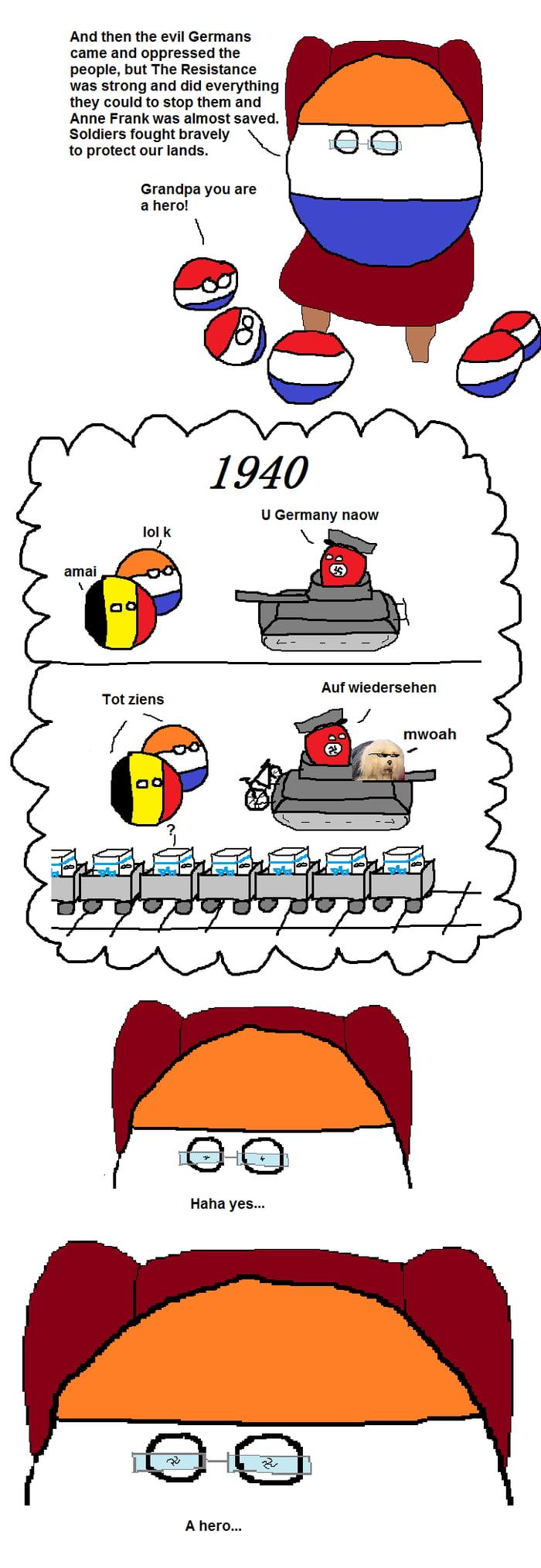 Respect for Poland.
