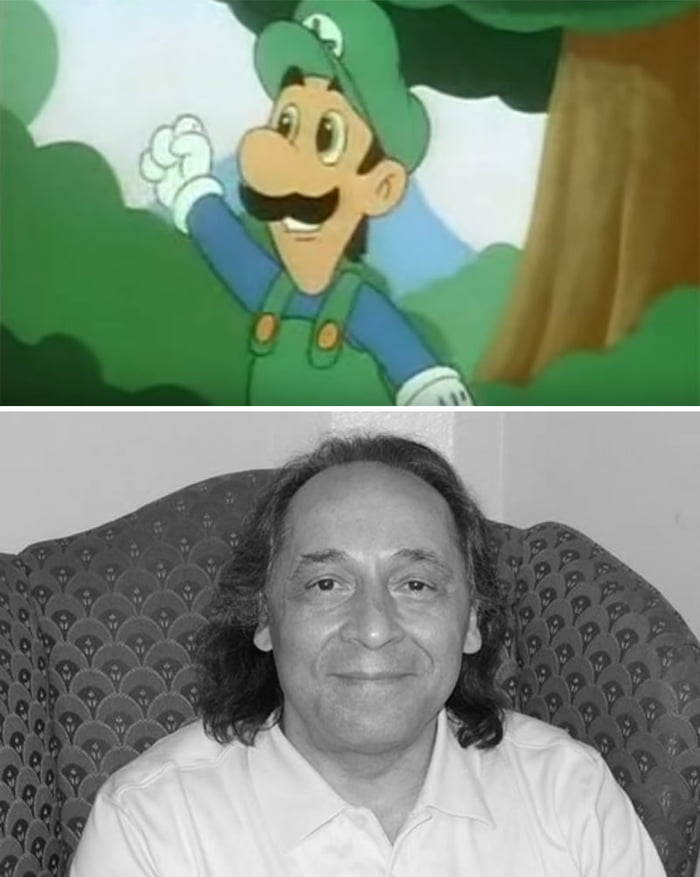 Tony Rosato, The Cartoon Voice Of Luigi, Dead At 62