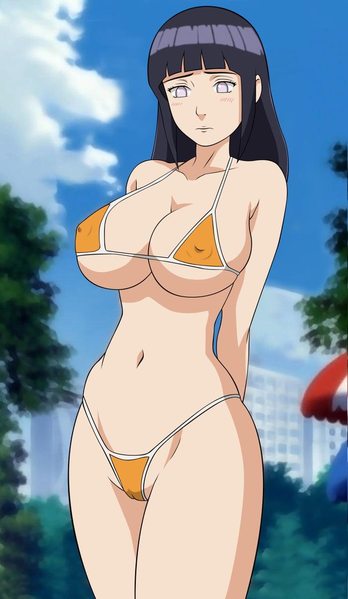 Hinata hyuga bikini
