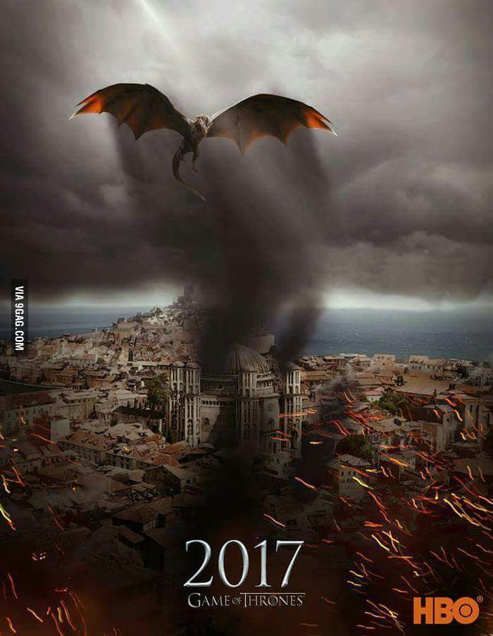 Resultado de imagem para Poster got season7