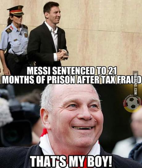 Uli Hoeness Former President Of Bayern Munich Be Like 9gag