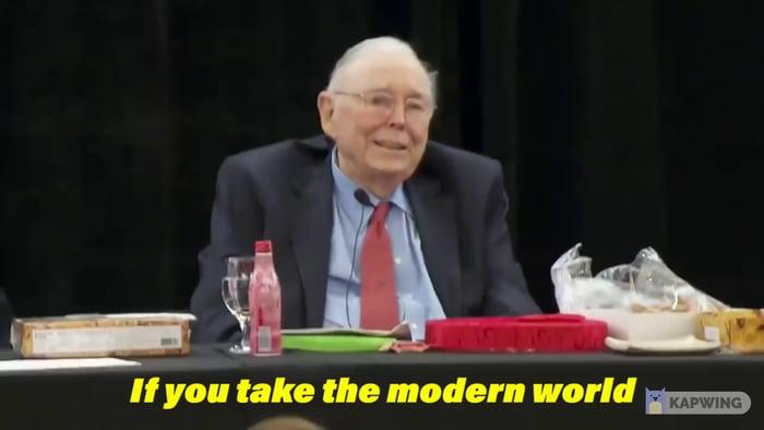 Charlie Munger Destroys Fake Stocks Gurus in 1 Minute
