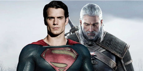 Henry Cavill Will Play Geralt Of Rivia In The Witcher Series