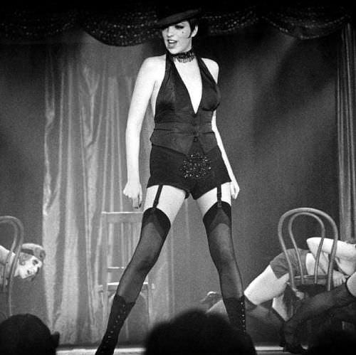Liza Minnelli Cabaret 1972 9gag
