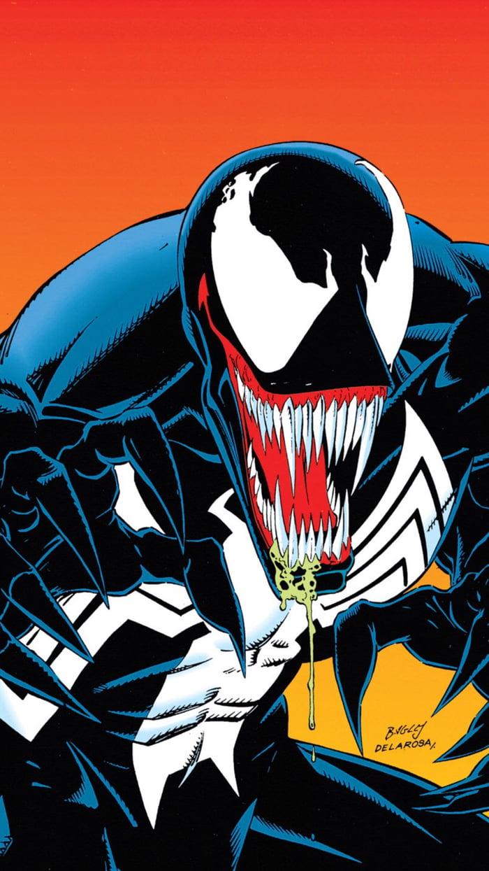 Venom Cellphone Wallpaper 9gag