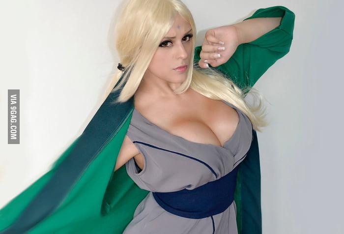 Of tsunade cosplay naked