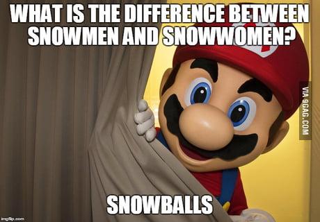 Dirty Jokes Mario 9gag