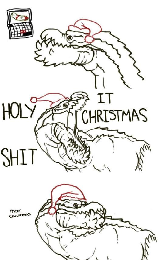 It Christmas Merr Christmas.Merr Christmas 9gag
