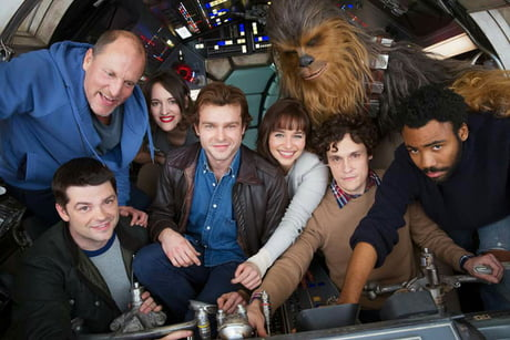 The cast for the Han Solo movie has been revealed
