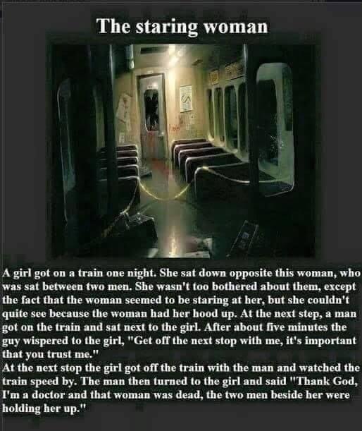 Creepy Story #1!