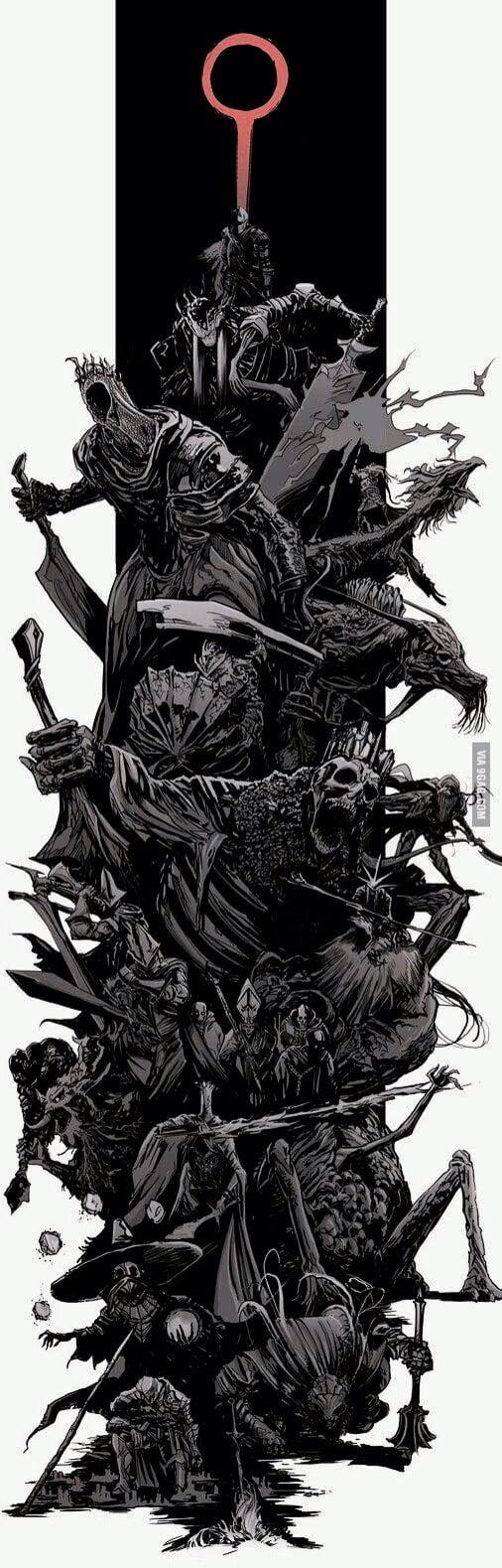 Dark Souls Обои На Телефон