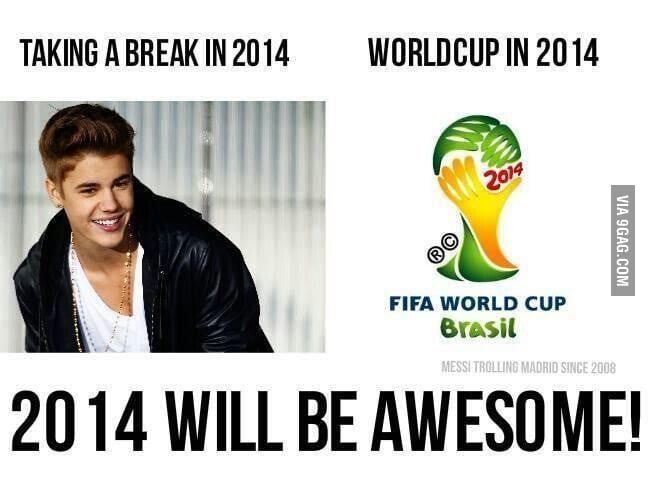 Yeah 2014 will be awesome!