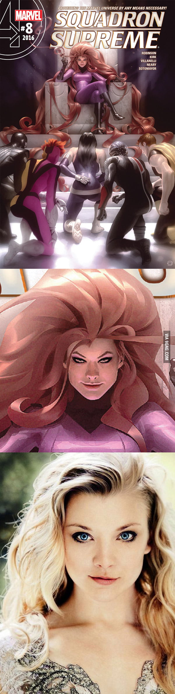 hey marvel need a casting idea for medusa if you finally make