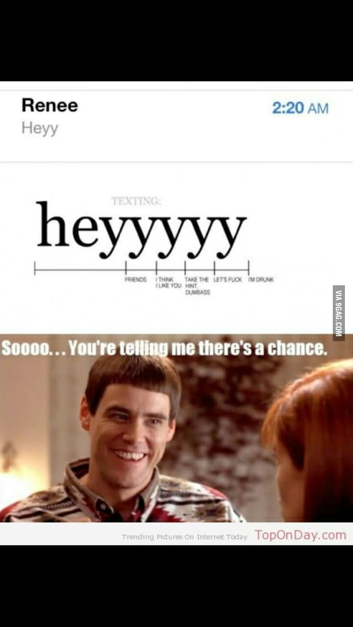 Different meaning of 'heys' - 9GAG
