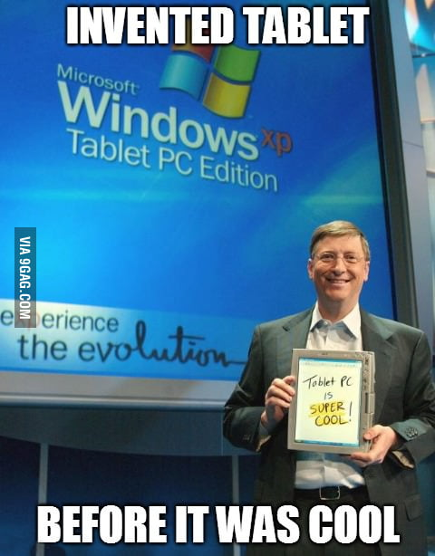 Hipster Bill Gates