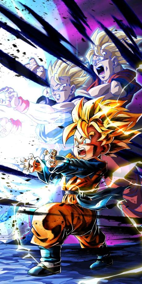 Phone Dragon Ball Legends Wallpaper