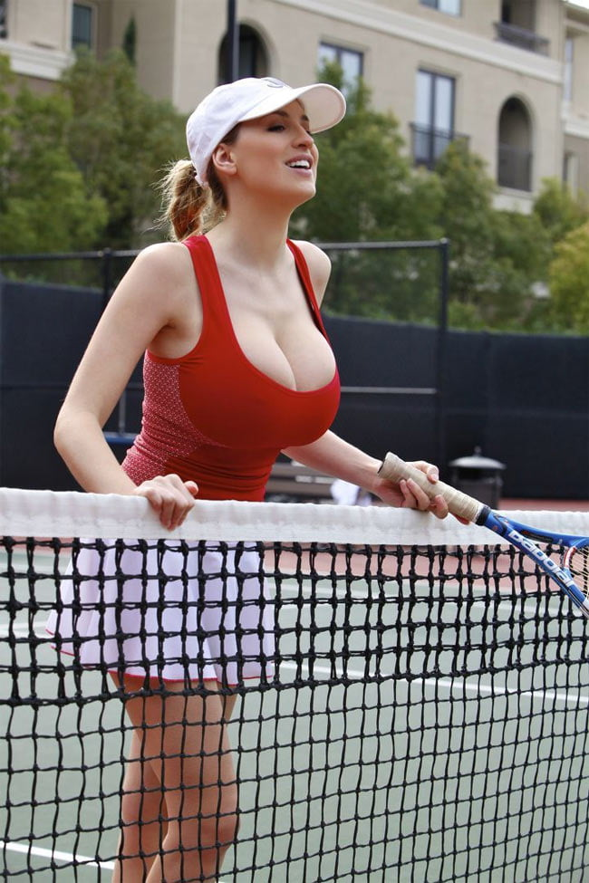 фото знаменитых грудастых теннисисток самостоятельными категориями
