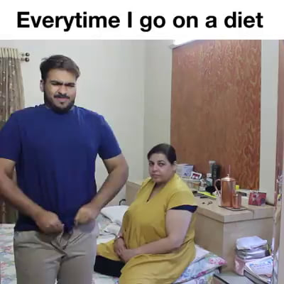 Diet fails (Indians can relate,  others too)