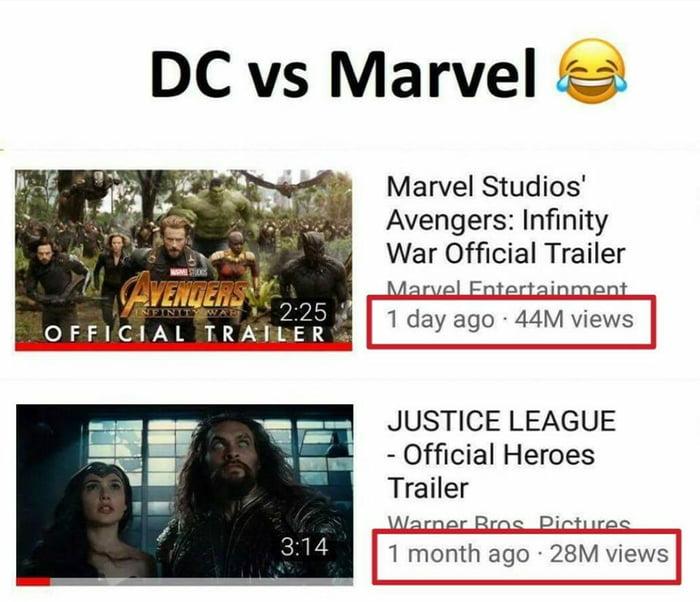 🔥 DC vs Marvel XD - 9GAG 🔥 DC vs Marvel XD - 웹