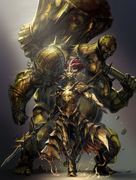 So who's your favourite boss fight?