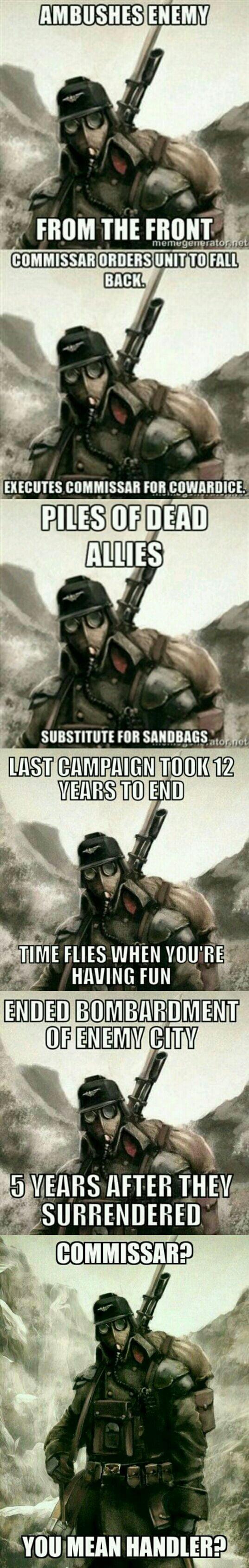 Death korps of Krieg , gentlemen! - 9GAG