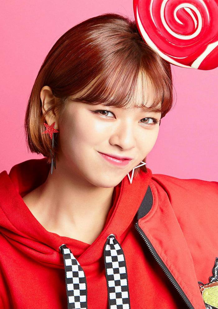 yoo jeongyeon twice 9gag