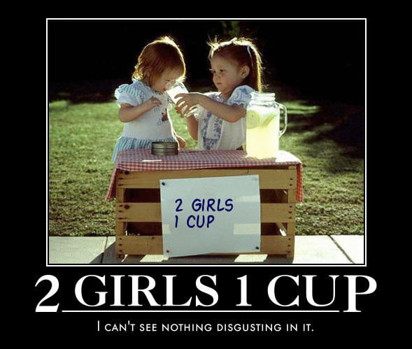 Girls cups video