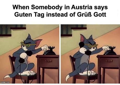 Just Austrian things...