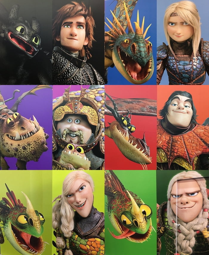How to train your dragon 3 first pic 9gag how to train your dragon 3 first pic ccuart Images