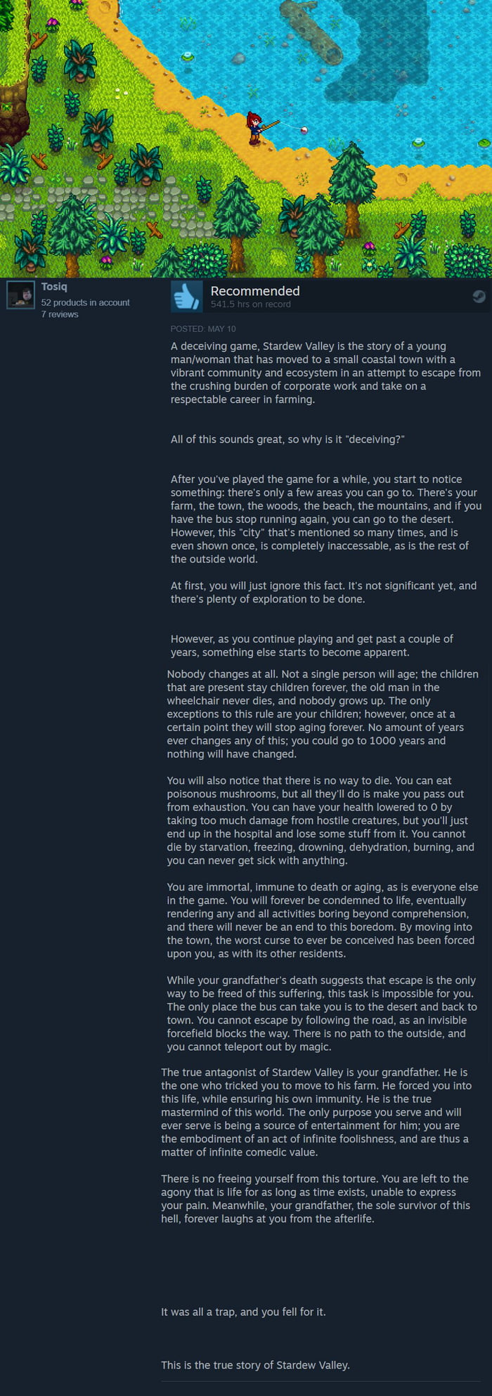 The Funniest Steam Reviews Of Summer 2018 - 9GAG