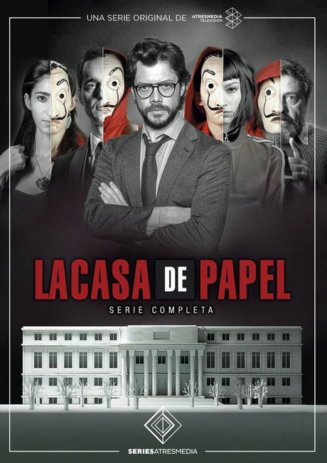 Just finished watching this amazing series! I highly recommend watching it  in original sound even if you don't speak spanish! - 9GAG