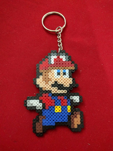 Super Mario Odyssey Keychain Pixel Art Any Thoughts 9gag