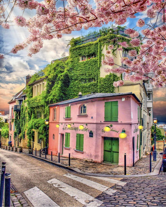 La Maison Rose - Paris